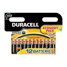 Duracell AAA Batteries 12 Pack  Heavy Duty Zinc 1.5 V For Toys Camera