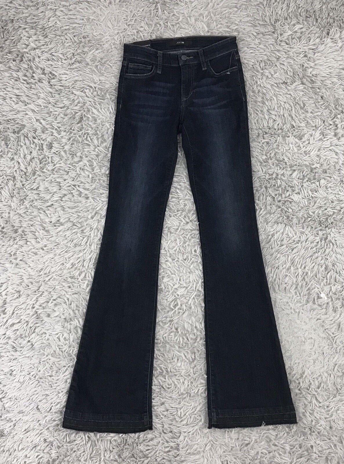 Joe's NEW bluee 23x33 Jessica Bootcut Jeans  189 Flare Release Hem