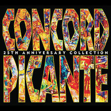 Concord Picante 25th Anniversary Collection [4 CD] by Various Artists