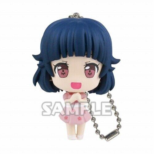Bang Dream Ushigome Rimi Poppin/'Party Mascot Key Chain Anime NEW
