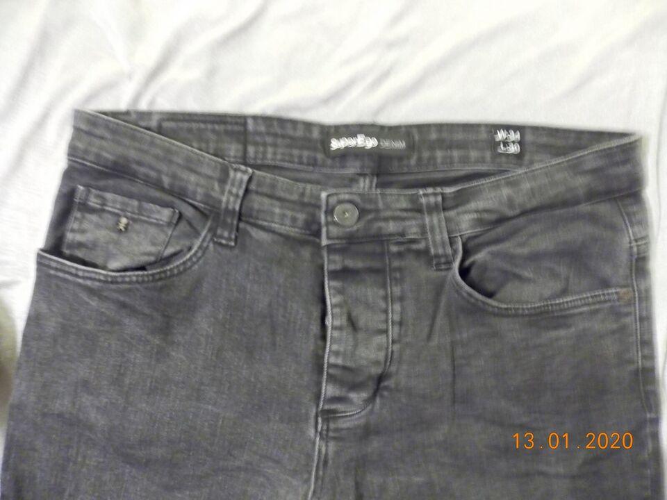 Jeans, SuperEgo Demin, str. 42