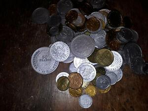 Lot-de-120-pieces-FRANCS-factices-de-monnaies-scolaires