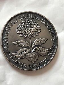 National Dahlia Society Affiliated Societies Medal