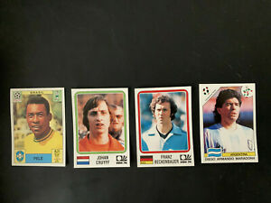 Panini-world-cup-story-football-legends-pele-beckenbauer-cruyff-maradona