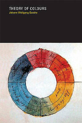1 of 1 - Theory of Colours by Johann Wolfgang von Goethe (Paperback, 1970)