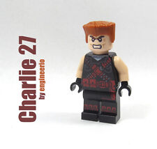 LEGO Custom - Charlie 27 - Marvel Super heroes mini figure Guardians of Galaxy