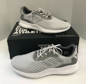 buy online 47cbc 29d50 Image is loading MENS-ADIDAS-ALPHABOUNCE-RC-RUNNING-SHOES-SNEAKERS-SIZE-