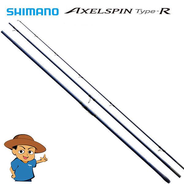 Shimano Axel Spin 405CX Tipo R Surf Caña Pesca Giratoria Modelo 2019