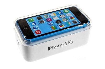 Telefono Movil Original Apple iPhone 5c 16GB Azul Libre IMPOLUTO / OUTLET