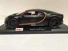 Maisto 2020 Bugatti Chiron Sport Special Edition 1:18 Exclusive Style  #31718
