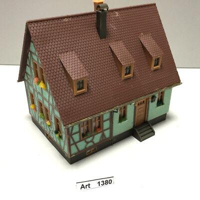 Faller 130219 H0 Reticolare Casa Con Abbaini Casa, In Scala 1:87-mostra Il Titolo Originale