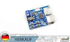 Micro-SD MP3-Player MP3 Decoder-Board mit 3W Amp für Arduino & Mikrocontroller