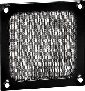 Lueftergitter-Aluminiumfilter-120-x-120-mm-fuer-120-mm-Gehaeuseluefter-schwarz