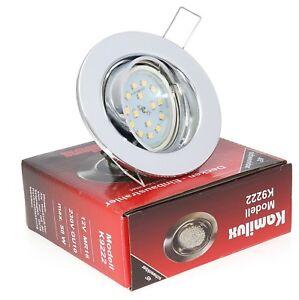 Das Bild Wird Geladen Kamilux LED Decken Strahler 26 5mm Flach Einbau