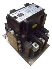 CUTLER HAMMER C10EN3A U 90A 600V 3P Coil120 USED
