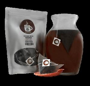 Orange-Spice-Cinnamon-Tea-Pyramid-Sachets-Herbal-Loose-Leaf-Tea-ICED-or-HOT