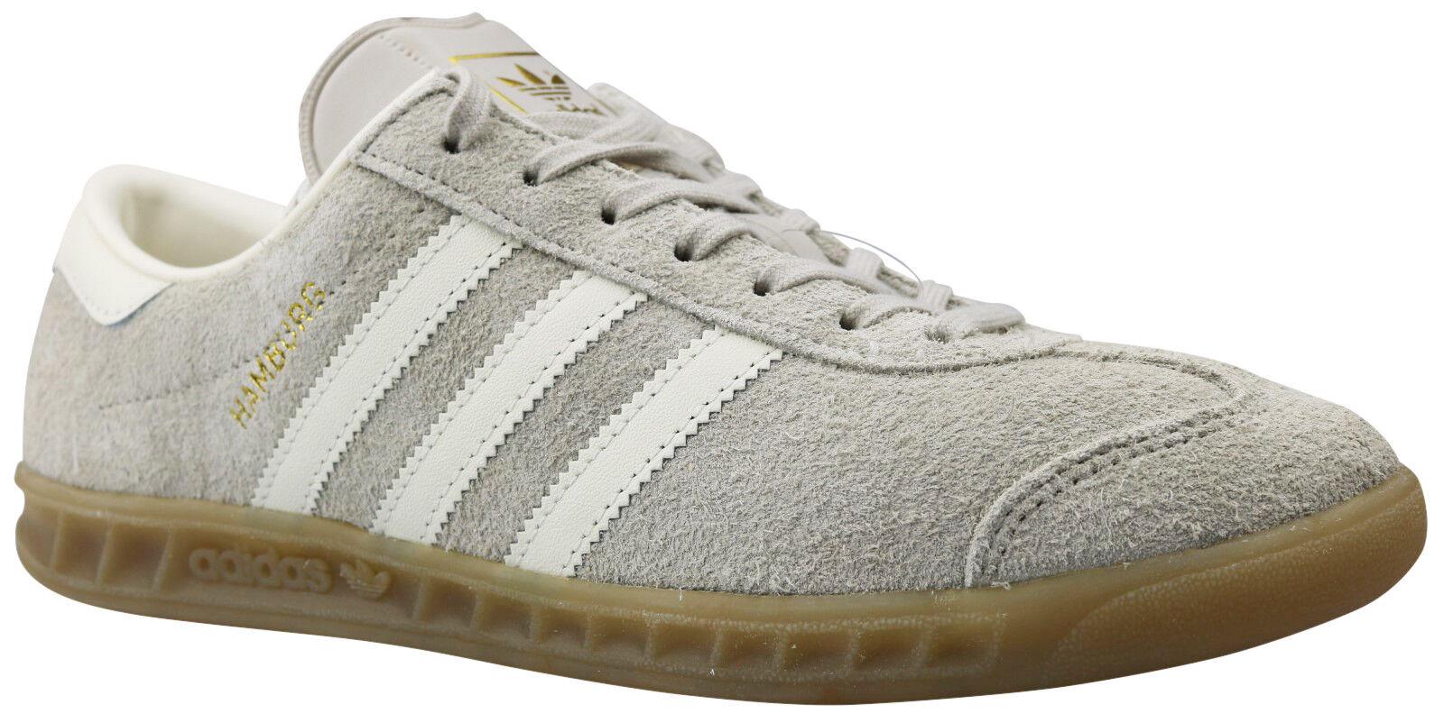Adidas Originals Hamburg Damen Sneaker Schuhe beige BB5110
