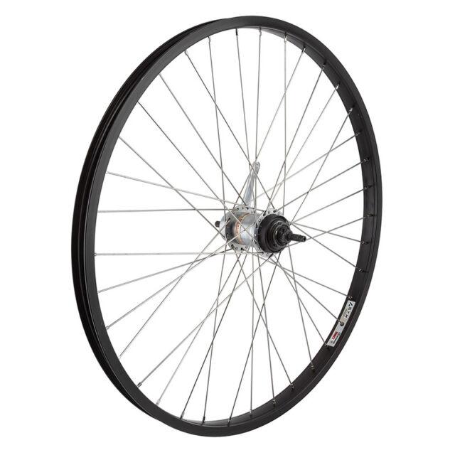 WM Wheel Rear 26x1.75 559x25 Aly Bk Nex 3sp Cb 120mm Dti2.0sl W//trim Kit /& Shift