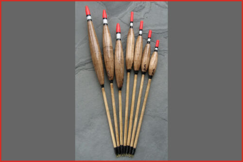3BB à 3SSG Simple Ou Set Handmade Ian Lewis AVON Pêche Flotteurs. B.L. av