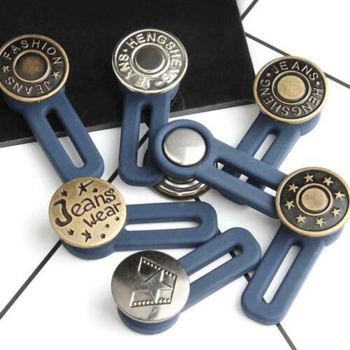 O3U5 Oraginal Jeans Retractable Button Adjustable Extended(2PCS