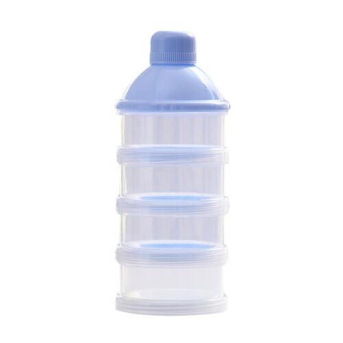 Baby Infant Portable Feeding Milk Powder Food Box Storage Food Bottle Container