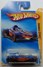 2010 Hot Wheels New Models Formula Street 20/44 (Blue Version)