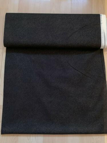 De toalla patchwork sustancia navidad stof a//s negro oro