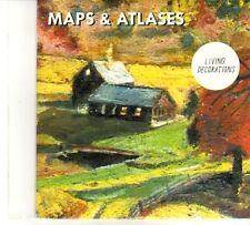 (DP905) Maps & Atlases, Living Decoration - 2011 DJ CD
