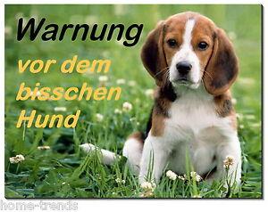 Schilder & Plaketten Einfach Beagle-hund-aluminium-schild-bis 30 X 20 Cm-türschild-warnschild-hundeschild Sparen Sie 50-70% Möbel & Wohnen