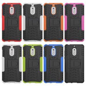 Fuer-Nokia-2-5-6-8-6-1-Handy-Tasche-Schutz-Huelle-Case-Outdoor-Etui-Stand-Cover