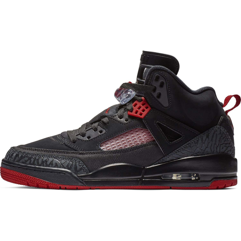 Jordan Spizike Black Gym Red-Anthracite (315371 006)