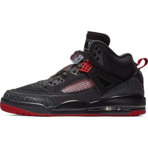 315371 006 Jordan Spizike Black//Gym Red-Anthracite