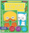 Make-a-Mask Farmyard! by Really Decent Books (Novelty book, 2014)