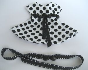 8-034-Ginny-Doll-Clothes-Handmade-Cotton-and-Beaded-039-Isla-039-Dress-amp-Head-Ribbon