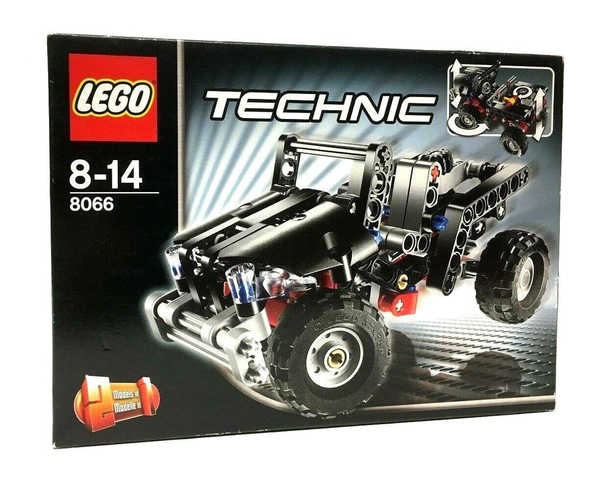 LEGO Technic Off-Roader Vehicle (8066) Off road New & Sealed BNIB