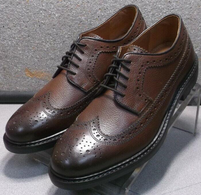 5910966 ES50 Chaussures Hommes Taille 10.5 m marron en cuir à lacets Johnston & Murphy