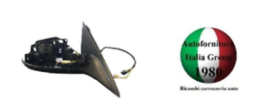 SPECCHIO RETROVISORE DX EL TERM 7PIN S//CALOTTA MERCEDES CLASSE C W204 07/>10