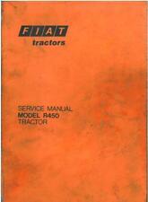 fiat 60 66 tractor service manual ebay rh ebay co uk Fiat Tractor Italy Fiat Tractor 1 32