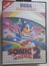 Master System - Sonic The Hedgehog 2 (mit OVP) 10633014