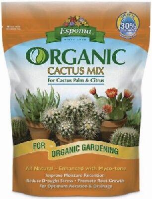Espoma 839276 Organic Orchid Mix 4 Qt.
