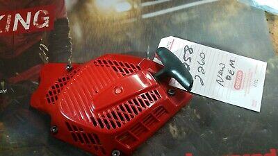 husqvarna jonsered chainsaw cs 2252 2253 new OEM starter recoil housing assy