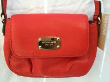 20e0ca4343e3 item 3 NWT MICHAEL KORS Jet Set Item Mandarin Small Flap Crossbody Bag Purse  Leather -NWT MICHAEL KORS Jet Set Item Mandarin Small Flap Crossbody Bag  Purse ...