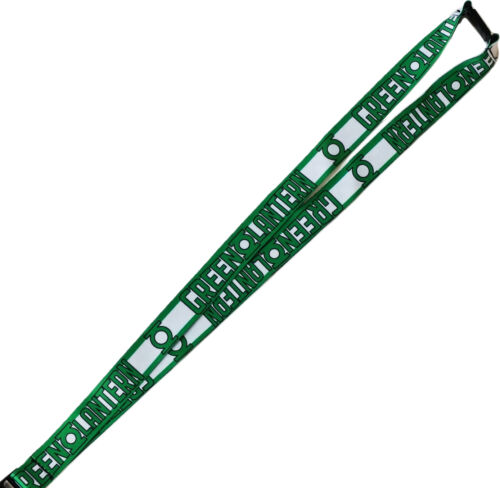 DC Comics Green Lantern Classic Character Lanyard Sticker ID Badge Holder Charm
