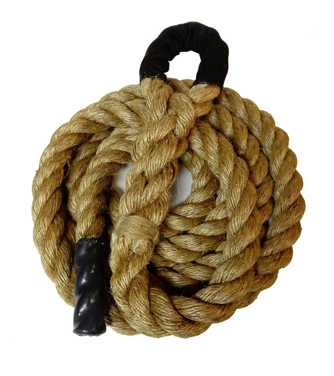CFF Manila 2  Climbing Rope w  Predective Sleeve - 20'