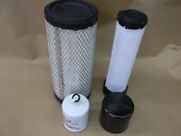 Bobcat Excavator Filter Kit Fits 331 334 Air , Oil Fuel