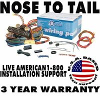 1973-79 Chevy Or Gmc Pickup Truck Modern Update Re-wiring Kit W Complete Harness