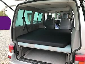 matratze klappmatratze vw t4 bus multivan 185x148x8cm neu ebay. Black Bedroom Furniture Sets. Home Design Ideas