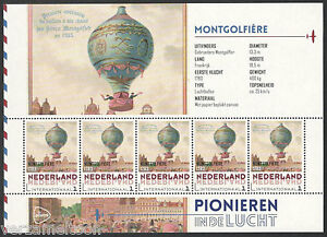 NVPH-3197-E-034-PIONIEREN-IN-DE-LUCHT-034-MONTGOLFIERE-vel-postfris