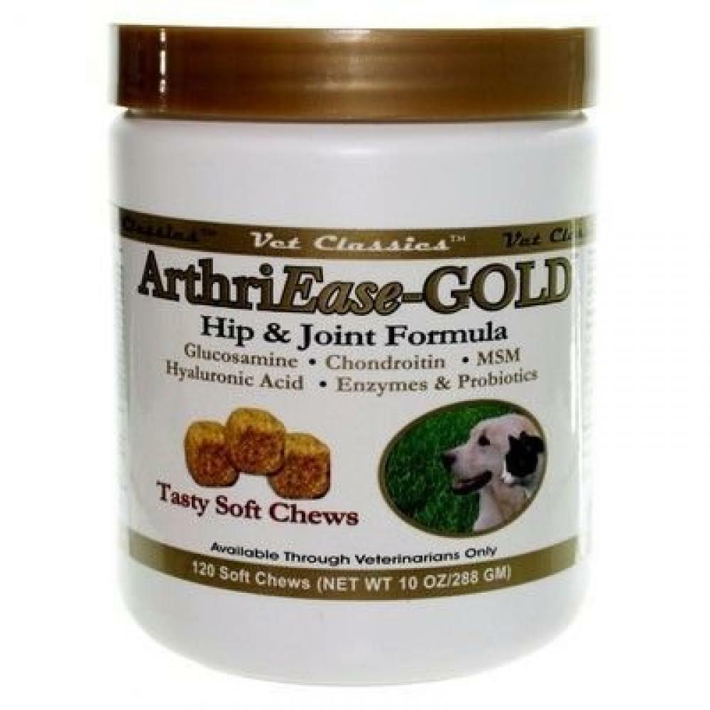 Arthriease-gold Soft Chews 120 count, New, Free Shipping