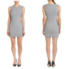 Elizabeth and James Nadia Sheath Dress Heather Gray Workwear Sz 4 NWT $395
